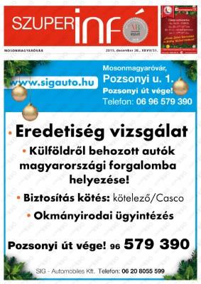 Szuperinfó Mosonmagyaróvár 27/51