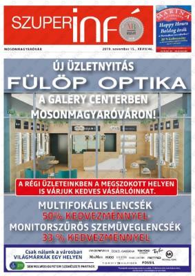 Szuperinfó Mosonmagyaróvár 27/46