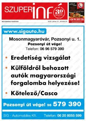 Szuperinfó Mosonmagyaróvár 28/29