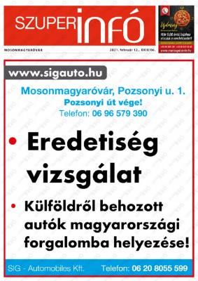 Szuperinfó Mosonmagyaróvár 29/06